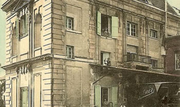 chateau de berny vers 1907