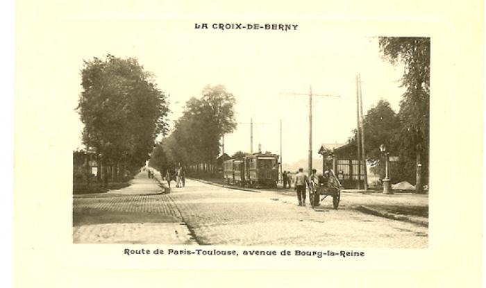 croix de berny vers 1902