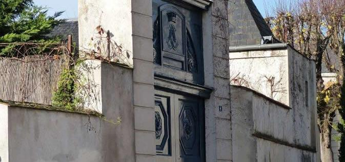 Portail de la rue Prosper Legouté