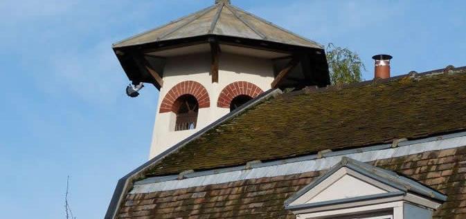 Pigeonnier de la résidence du Moulin