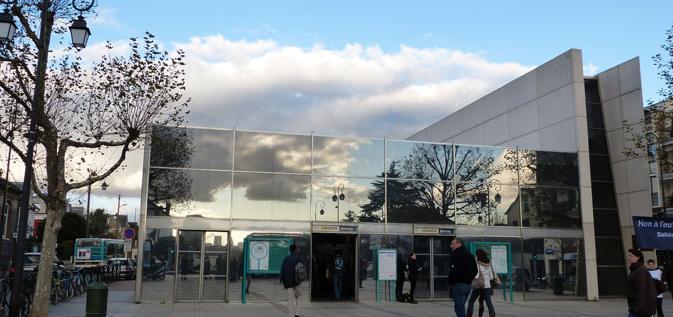 Nouvelle Gare d'Antony