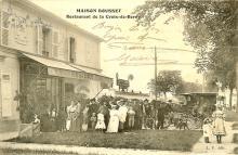 Maison Rousset en 1911
