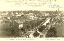 parc de berny vue generale vers 1915