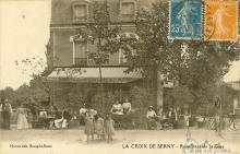 Restaurant de la Gare en 1922