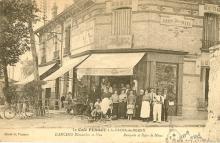 Restaurant Perrot en 1913